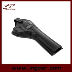 Long Style Tactical Army Leather Revolver Pistol Holster pictures & photos