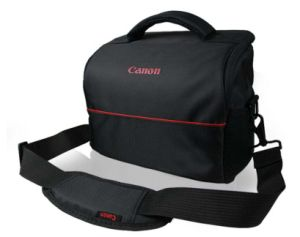 Waterproof Nylon Material Camera Bag Photo Bag Sh-16051212 pictures & photos