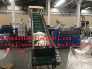 Waste EVA PP PE Recycling and Pelletizing Machine Sale pictures & photos