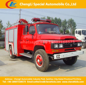Dongfeng 4, 000liters Water Foam Fire Sprinkler Truck pictures & photos