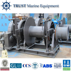 Mooring Winch/Electric (hydraulic) Mooring Winch pictures & photos