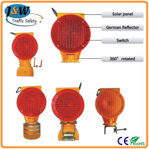 High Quality Ce Cerficated Road Barricade Solar Warning Lights-Ab309 pictures & photos