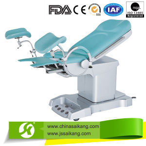 Electric Gynecological Operating Table, Saikang, A103 pictures & photos