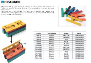 China Supplier Good Quality Low Price H Packer Anchor pictures & photos