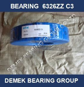 NTN Deep Groove Ball Bearing 6326 6326zz 6326zzc3 pictures & photos