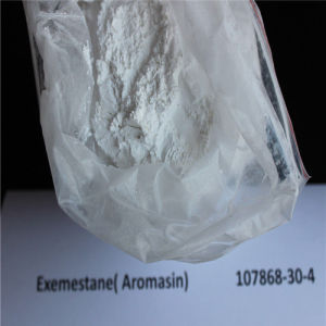 Exemestan Aromasin Steroids Anti Estrogen Hormone Drugs for Breast Cancer pictures & photos