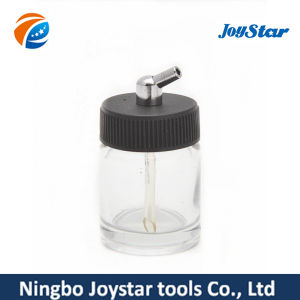 Airbrush Air Brush Glass Bottle Jar 22cc AB-G3