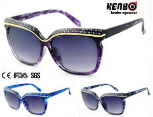 Hot Sale Trendy Design Sunglasses for Accessory. UV400. CE FDA Kp50594 pictures & photos