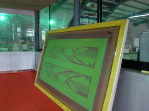 Stainless Steel Screen Printing Type Etching Machine pictures & photos