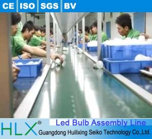 LED Bulb Assembly Line in Hlx Made pictures & photos