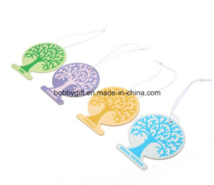Hanging Car Air Freshener, Paper Car Perfume for Sales pictures & photos