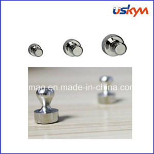 Customized Size Metal Magnetic Push Pin pictures & photos