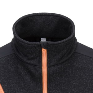 Men′s Knitted Working Jacket Polyester Workwear pictures & photos