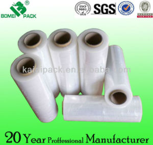 Durable Handle LLDPE Stretch Film pictures & photos