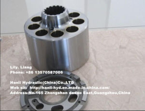 Hydraulic Komatsu Stainless Steel Cylinder Block for Kato/ Hitachi Excavator pictures & photos