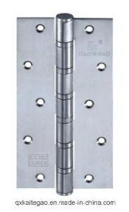 """(8""""X4""""X3.5mmm-6BB) SUS304 Butt Hinge for Fire Door and Metal Door pictures & photos"""