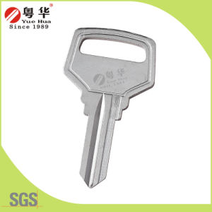 Zinc Cabinet Key Blank for Lock pictures & photos