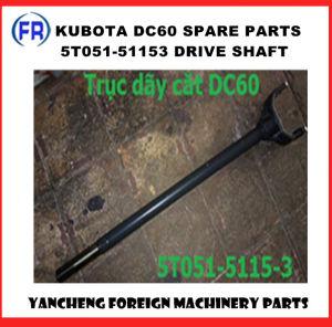 Kubota DC60 Drive Shaft pictures & photos