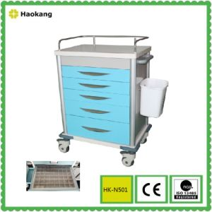 Hospital Furniture for Drug Delivery Trolley (HK-N501) pictures & photos