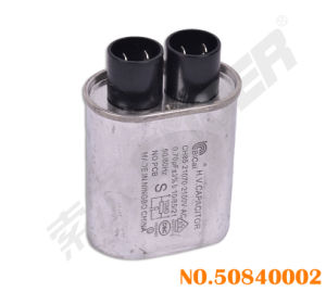 Microwave Oven Parts Lowest Price 0.7 UF Capacitor for Microwave Oven (50840002-0.7 UF) pictures & photos