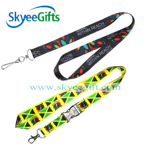 Good Quality Printing Polyester Lanyard for Promotion Gifts pictures & photos