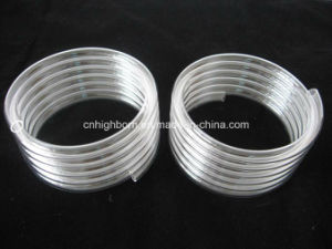 Transparent Spring Quartz Glass Tube as Request pictures & photos