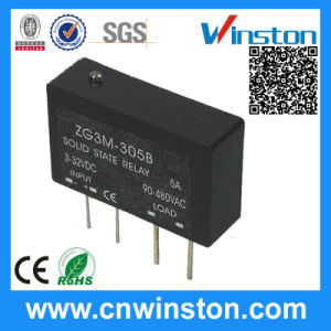 PCB Minuture Solid State Relay with CE pictures & photos