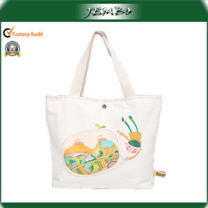 Promotional Cotton Tote Shopping Bag pictures & photos