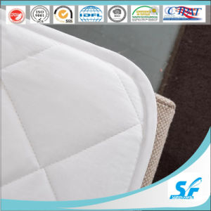 Cheap Quilted Fitted Mattress Protector Cover Mttress Protector pictures & photos