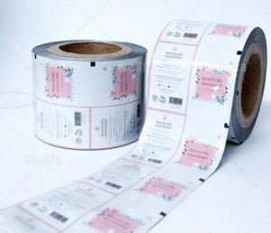 Plastic Packaging Roll Film Pouch Film for Shampoo Sachet pictures & photos
