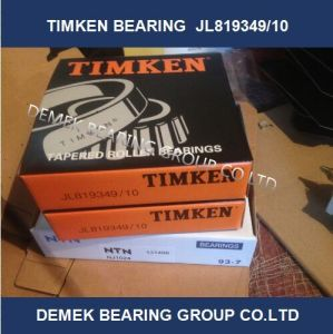 Timken Inch Taper Roller Bearing Jl819349/10 pictures & photos