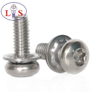 Connector Bolt Cup Head Hexagonal Socket Flange Bolt Carriage Bolt pictures & photos