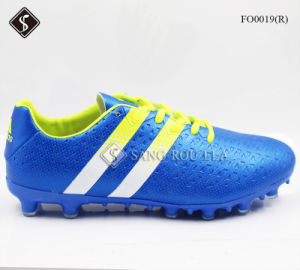 Fashion Outdoor Football Shoes for Men pictures & photos