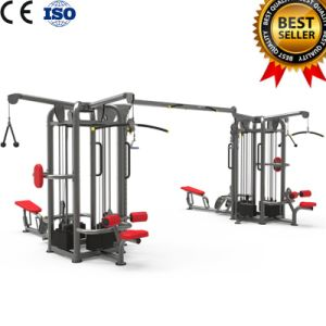 Body Building Equipment 9 Station-Dual Pod Gym Fitness Equipment pictures & photos