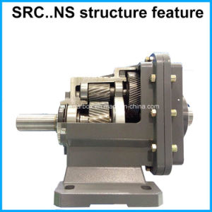 Trc Heelical Gearbox Geared Motor pictures & photos
