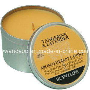 Scented Soy Candle in Tin pictures & photos
