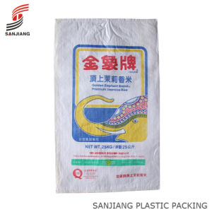 Printed Rice Bag with Liner Bag pictures & photos