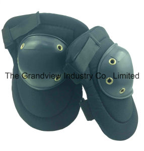 Adjustable Hard PVC Cap Garden Knee Pad (QH3039)