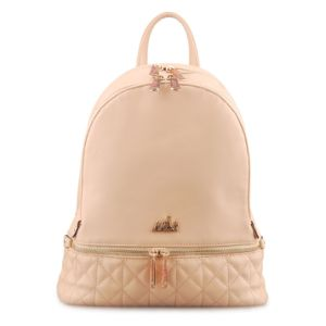 High-Quality Cute Colorful Embroidery Double-Deck Fashion Backbag (00398)