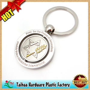 Custom Eiffel Tower Metal Keychain for Promotion Gift (TH-mkc069) pictures & photos