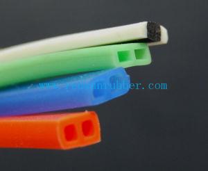 OEM Food Grade/FDA Silicone Rubber Profile Strip pictures & photos