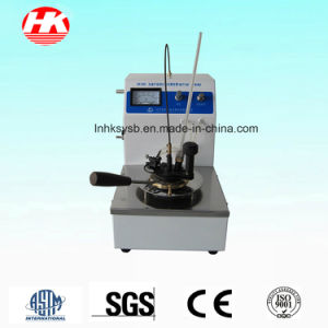 Closed-Cup Flash Point Tester for Petroleum Products (Pensky-Martins method) pictures & photos