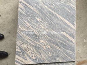 Natural Stone China Juparana Granite Tiles for Wall/Floor/Countertop
