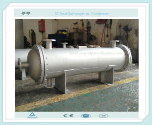 Caron Steel Copper Water Cooled Shell and Tube Heat Exchanger pictures & photos