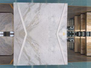 Arabescato Venato Marble Slab for Countertop or Flooring pictures & photos