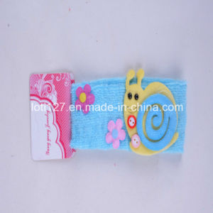 Blue Hair Ribbon, Fashion and Lovely Little Snail Modelling, Children′s Sports Headbands, Fashion Hair Accessories, Hair Accessories pictures & photos