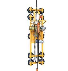 Electric Glass Lifter for Curtain Wall Installation pictures & photos