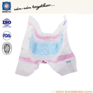 China Wholesale Breathable Disposable Baby Diaper pictures & photos