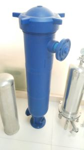 High Quality Liquid/Water Bag Filter Housing Filtration System Filter Bag Vessel pictures & photos
