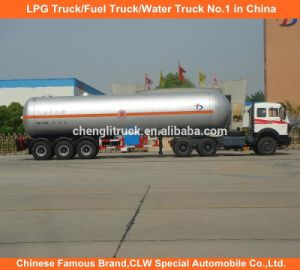 60000L LPG Truck Trailer 60cbm LPG Tanker Trailer pictures & photos